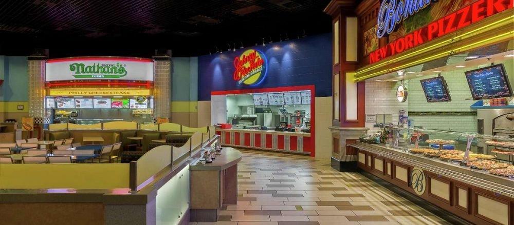 MGM Grand Las Vegas Food Court