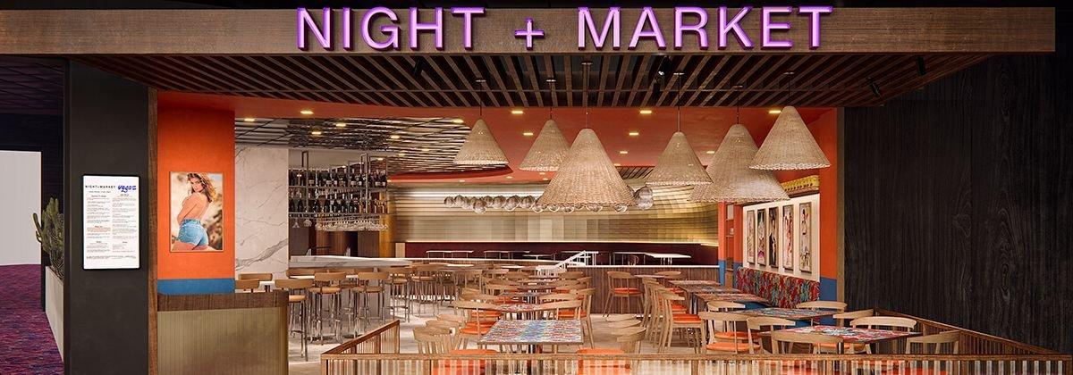 Night + Market at Virgin Hotels Las Vegas