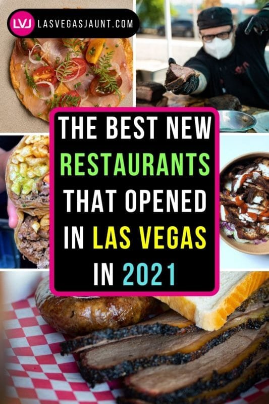 The Best New Restaurants That Opened in Las Vegas in 2021